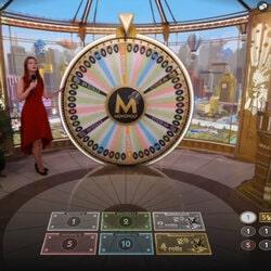 jeux de Monopoly en ligne avec croupiers en direct
