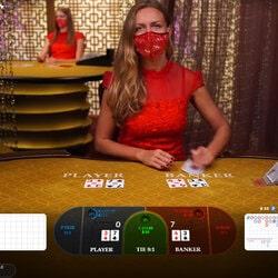 Baccarat Speed est la table de baccara en live la plus rapide du net